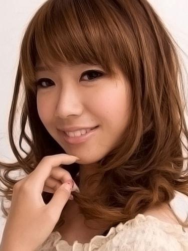 巻き髪ロングスタイル【表参道30代髪型】2