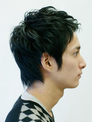 【表参道男性髪型】30代40代メンズ髪型定番ショートサイド