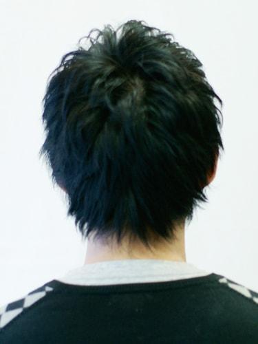 【表参道男性髪型】30代40代メンズ髪型定番ショートバック
