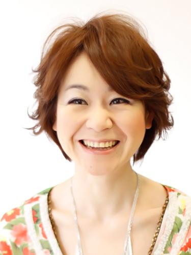 40代ミセス髪型マッシュルームボブ