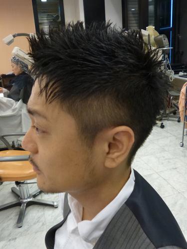 50代髪型ベリーショート4