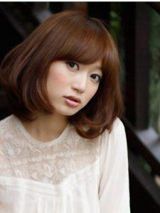 表参道フリーランス美容師石川智ボブスタイル
