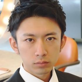 【表参道男性髪型】ビジネスマン2ブロックヘアスタイル4