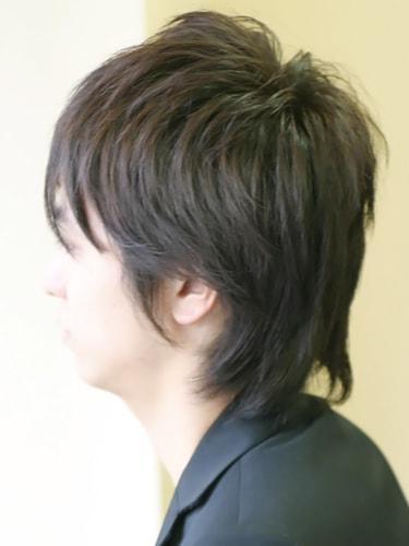 40代男性髪型ビジネスショート12サイド